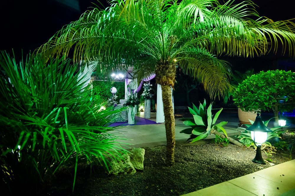 Cabecera para apartado espacios jardines de noche for Bodas de noche en jardin
