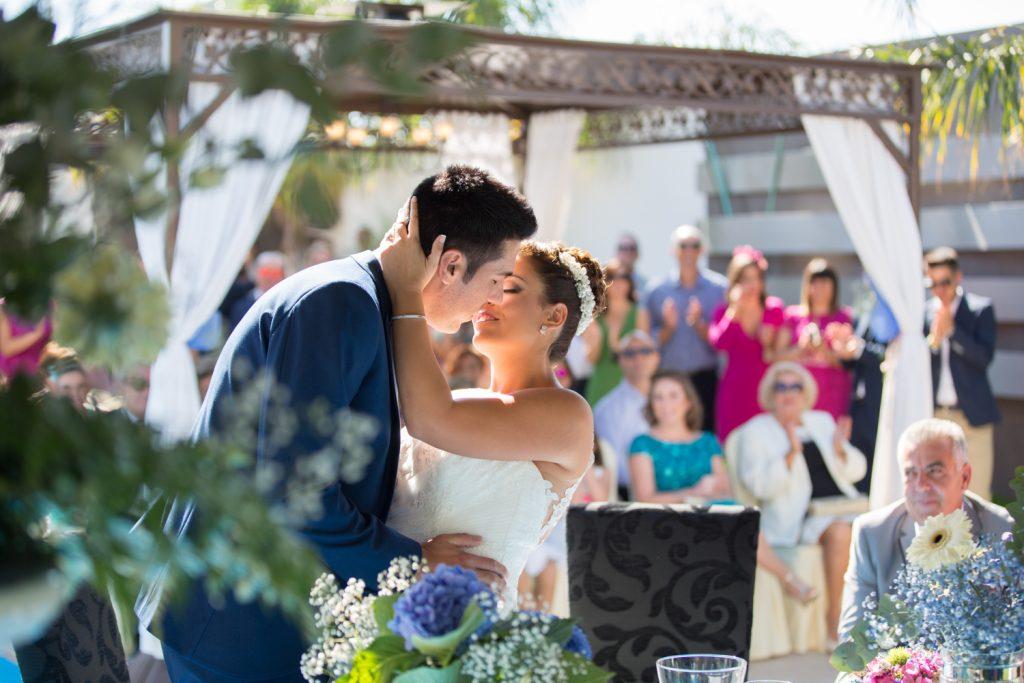 Salón de celebraciones de bodas exclusivas en Rojales