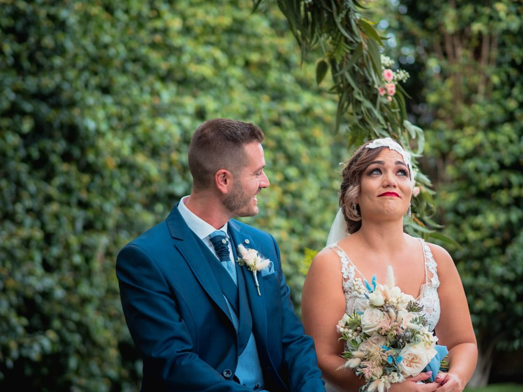Una boda única en Rojales