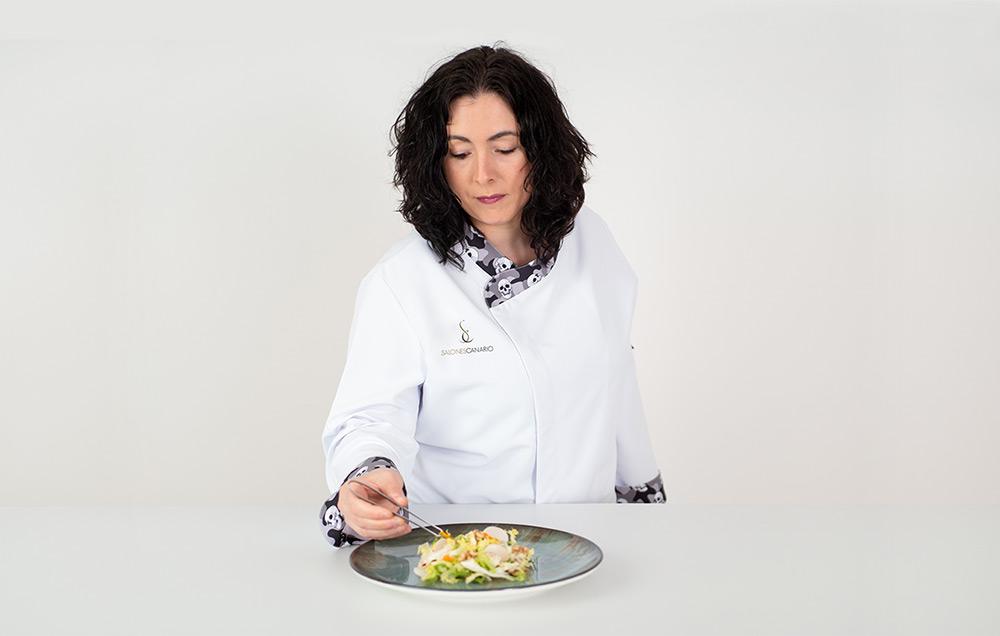 Lorena López, Jefa de Cocina